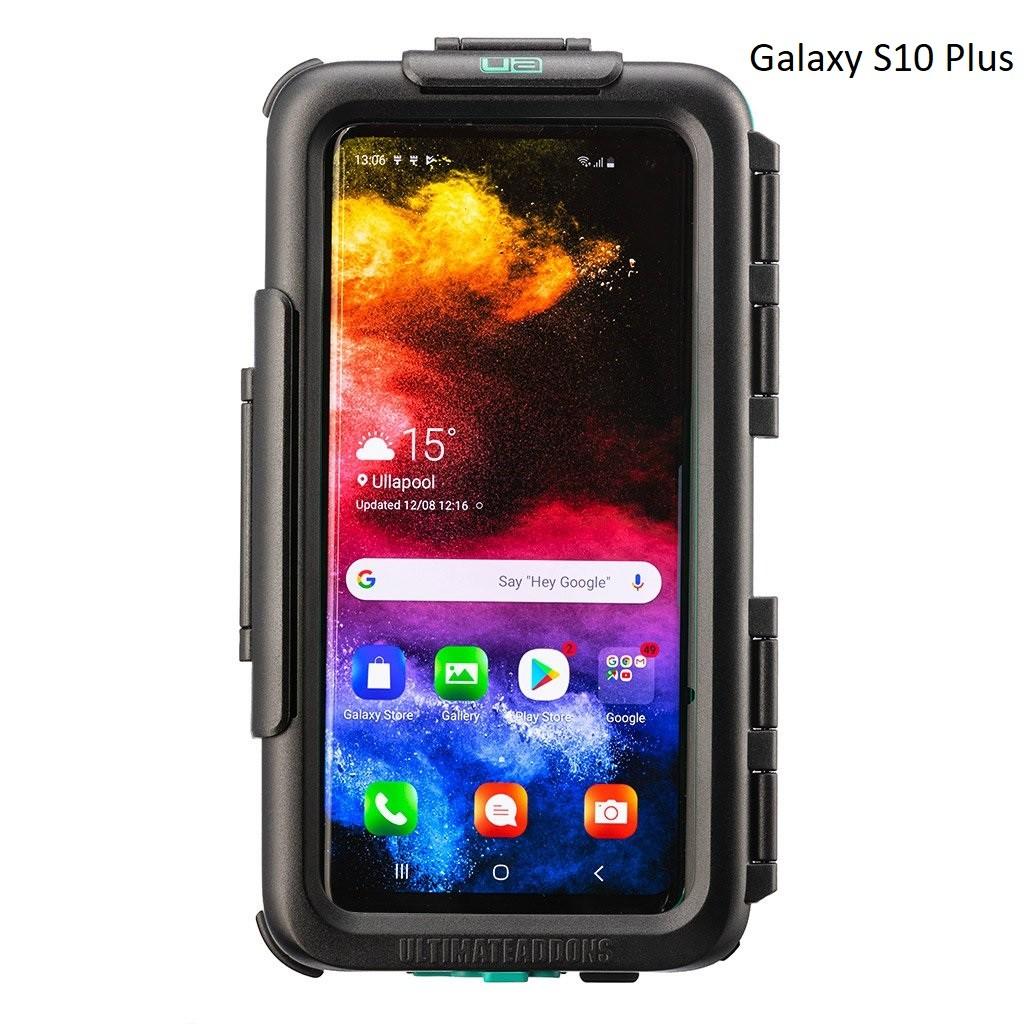 Samsung Galaxy S10+ Water- en Schokbestendige (IPX5) Case  | Ultimate Addons
