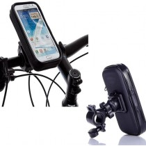 Universele telefoonhouder fiets, maat L inclusief stuurbevestiging