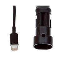 Ultimate Addons Apple 8 Pin Waterproof Adapter Cable QF-2414