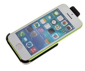 iPhone 5C houder met 3 pens aansluiting QF-4216