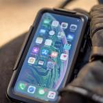 WATERPROOF SHOCKPROOF DUSTPROOF MOTORCYCLE UNIVERSAL PHONE MOUNT CASE